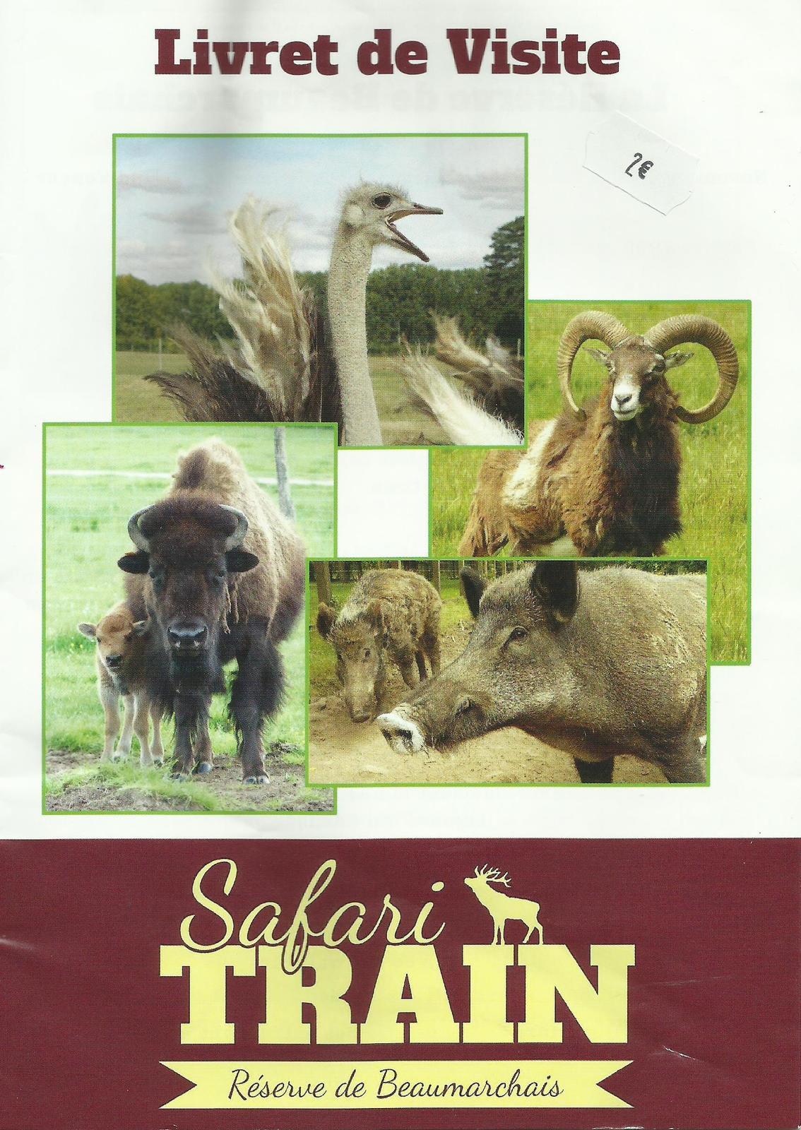 Safari Train à Autrèche  2020