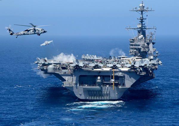 """Trump, les Etats-Unis et la guerre, """"Nous gagnerons, gagnerons, gagnerons..."""""""