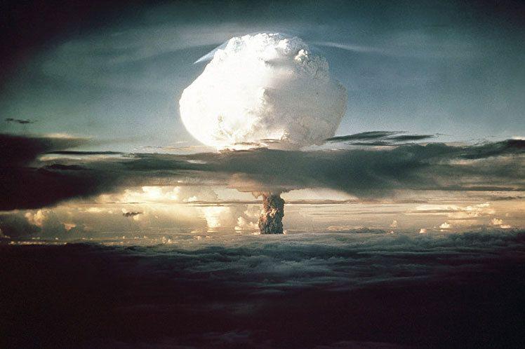 Les victimes de la bombe atomique critiquent la sortie par Trump du pacte nucléaire