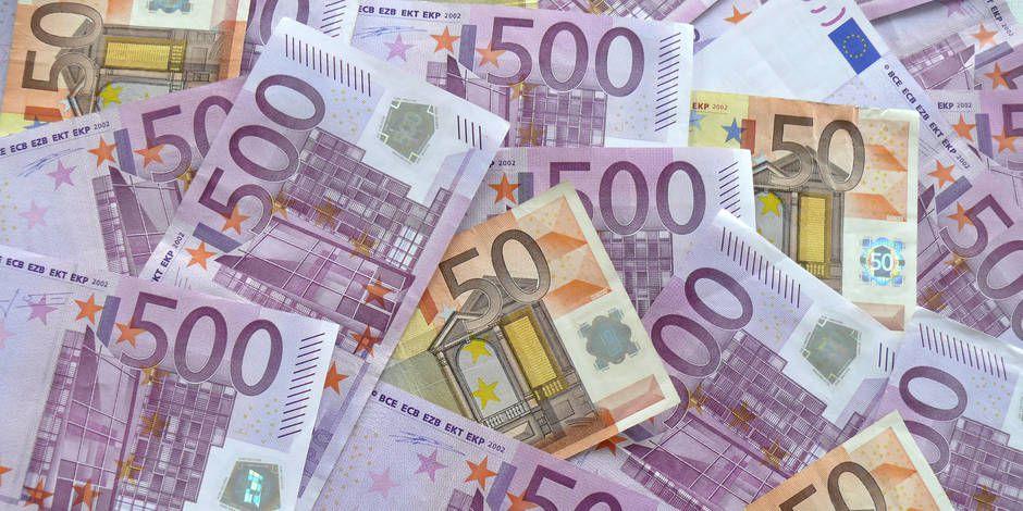 La Belgique compte 8 % de millionnaires de plus en un an