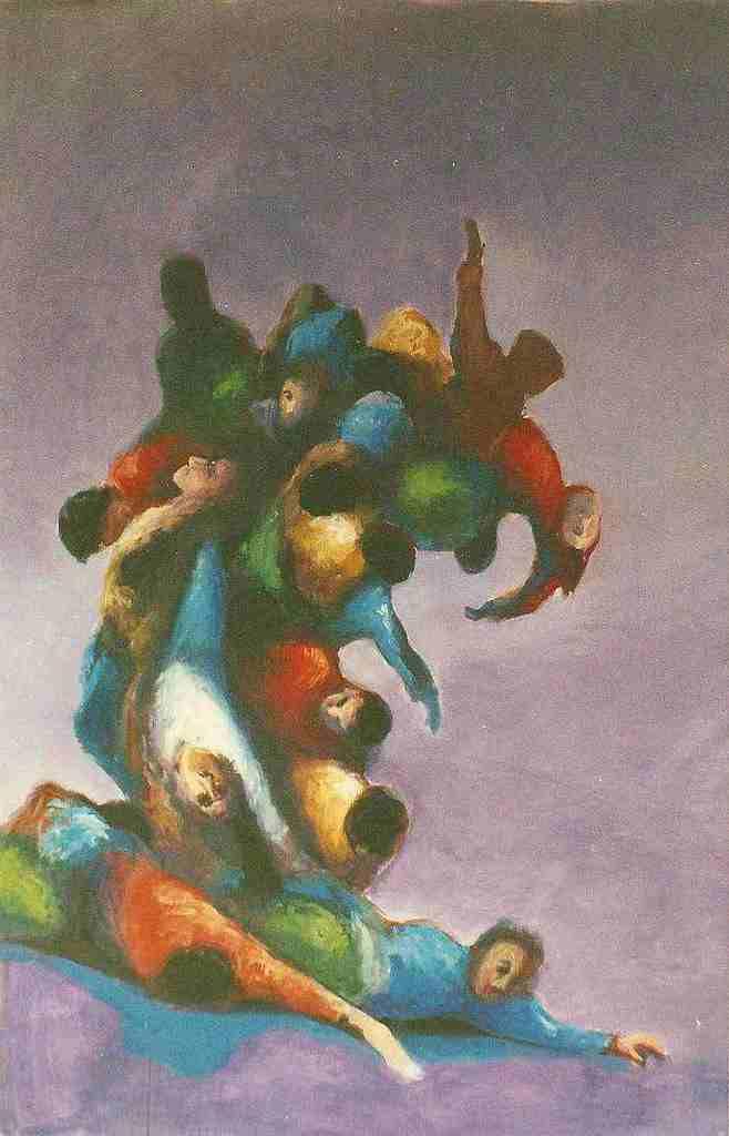 Cet ensemble d'oeuvres est un choix effectué sur l'ensemble de ma carrière, depuis mes débuts, à 20 ans jusqu'à aujourd'hui, soit trente ans de peinture. Il dit bien l'ambition qui est la mienne d'aborder tous les genres, et de posséder les plus belles techniques de peinture et de dessin pour être universel. Je précise que je suis toujours sur le motif et que je n'utilise pas la photo! Mes amis sont Titien, Rembrandt, Poussin, Dürer, Vélasquez et quelques autres avec lesquels je partage la réalisation de la grande peinture et du grand dessin... On retrouva, plus fournis, dans des albums spécifiques ci-dessous, les différents genres et mes differentes périodes de production. Patience, je mets ça au point progressivement, c'est long, beaucoup d'oeuvres sont chez des particuliers, et je les ai parfois perdu de vue ; sans compter une production pléthorique, due à un travail continu et acharné, et pas encore photographiée....