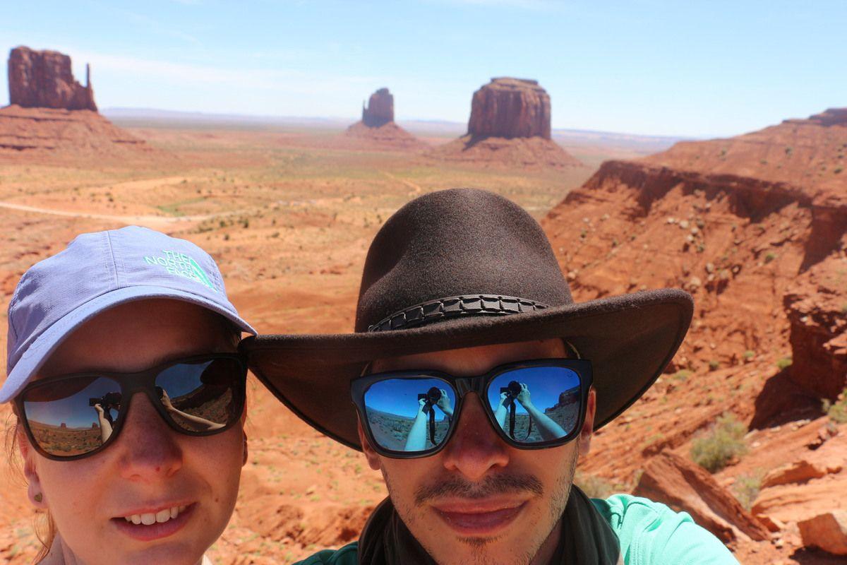 Road trip ouest américain, Monument Valley, 16 juin 2017
