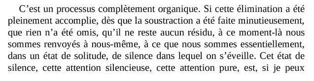 Approches de la non dualité (2) - Jean Klein