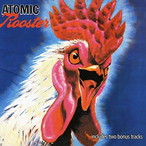 Atomic Rooster - Breakthrough, 1971
