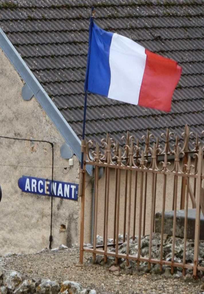 Bannière d'Arcenant : belle présentation ce 12 novembre