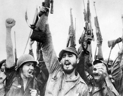 La Havane, janvier 1959. Vœux de victoire pour 2019 !