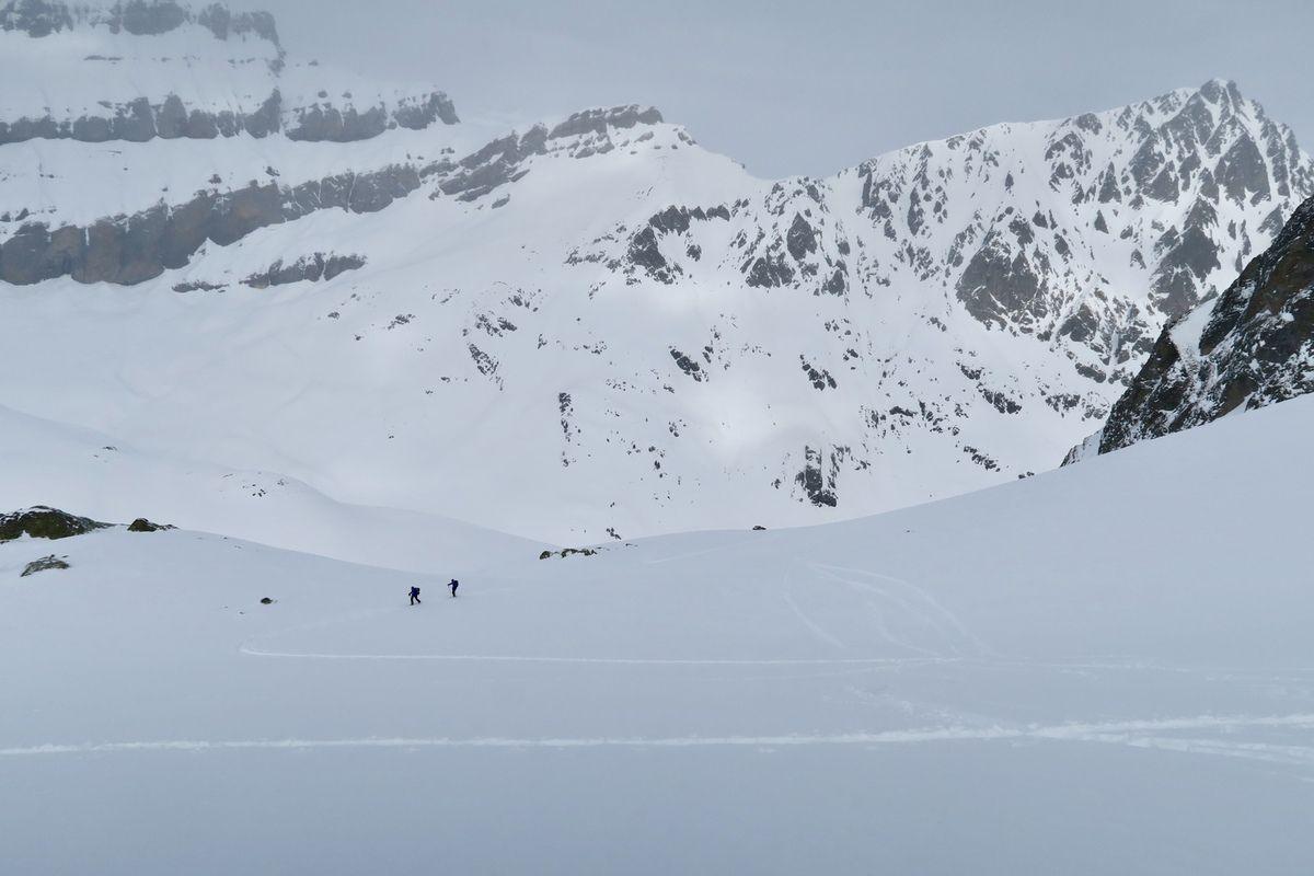 Col de Fenestral, 04.02.18