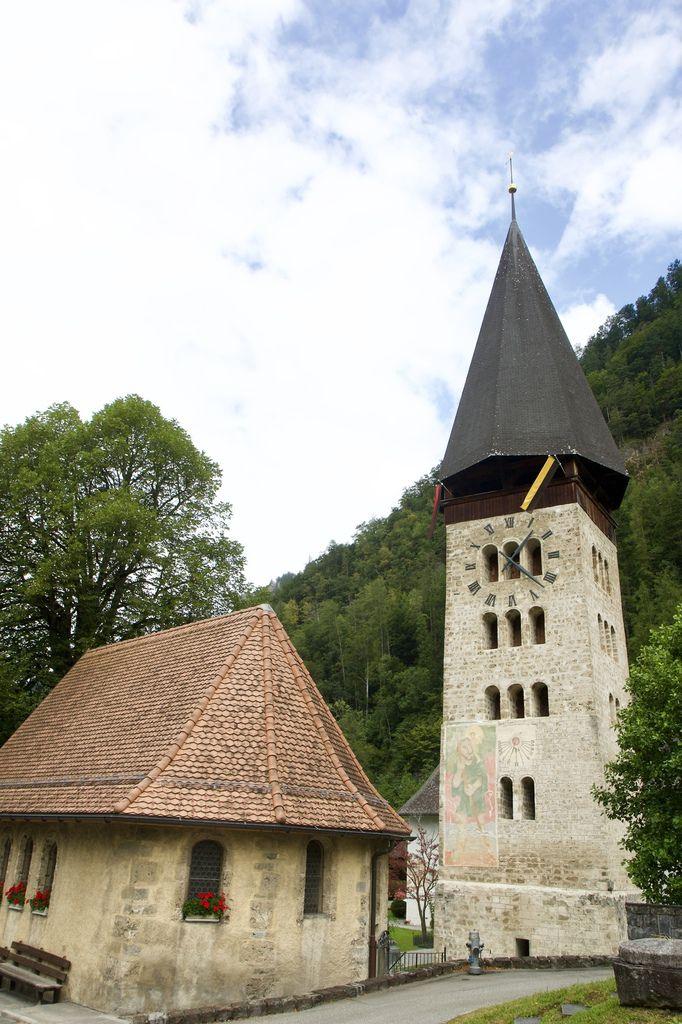 Rando entre Altdorf et Oberwald
