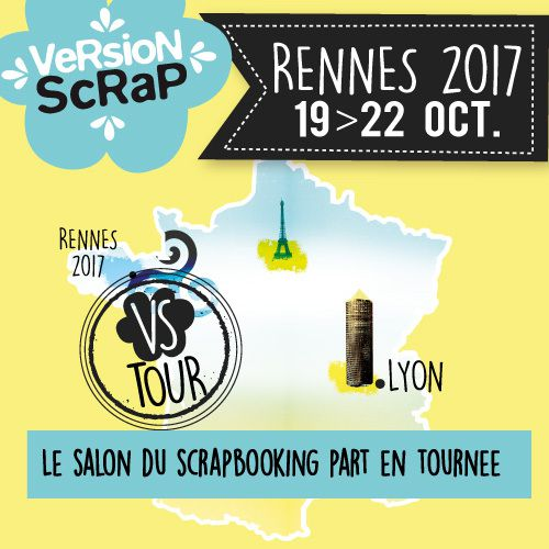 Version scrap 2017 à Rennes