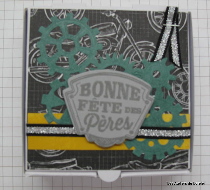 Make and Take , one stage Stampin'Up!