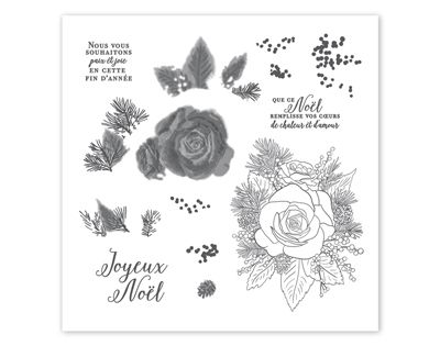 Une nouvelle collection de noël arrive chez Stampin 'Up