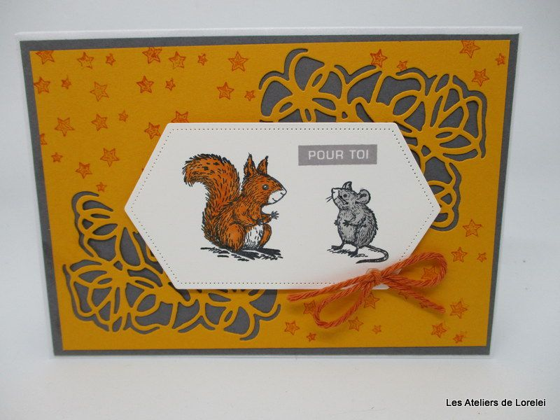 """""""Spécial someone"""" chez Stampin Up"""