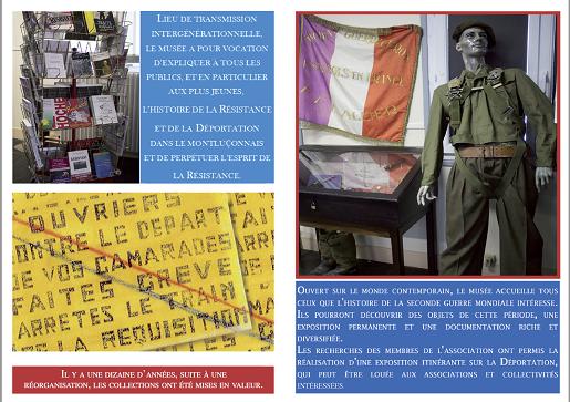 D'usines en maquis : levée de fonds du musée de la résistance de Montluçon