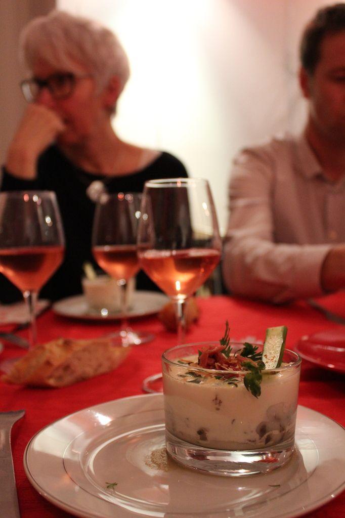 Les pleurotes bordelais s'invitent à l'accord mets et vins