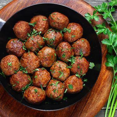 Une petite recette pour démarrer l'année : les boulettes de viande à la marocaine.