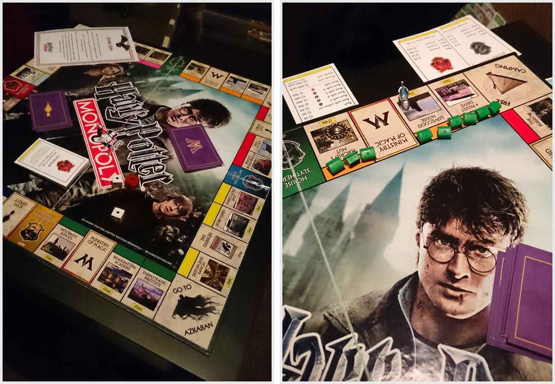 Monopoly Harry Potter à télécharger