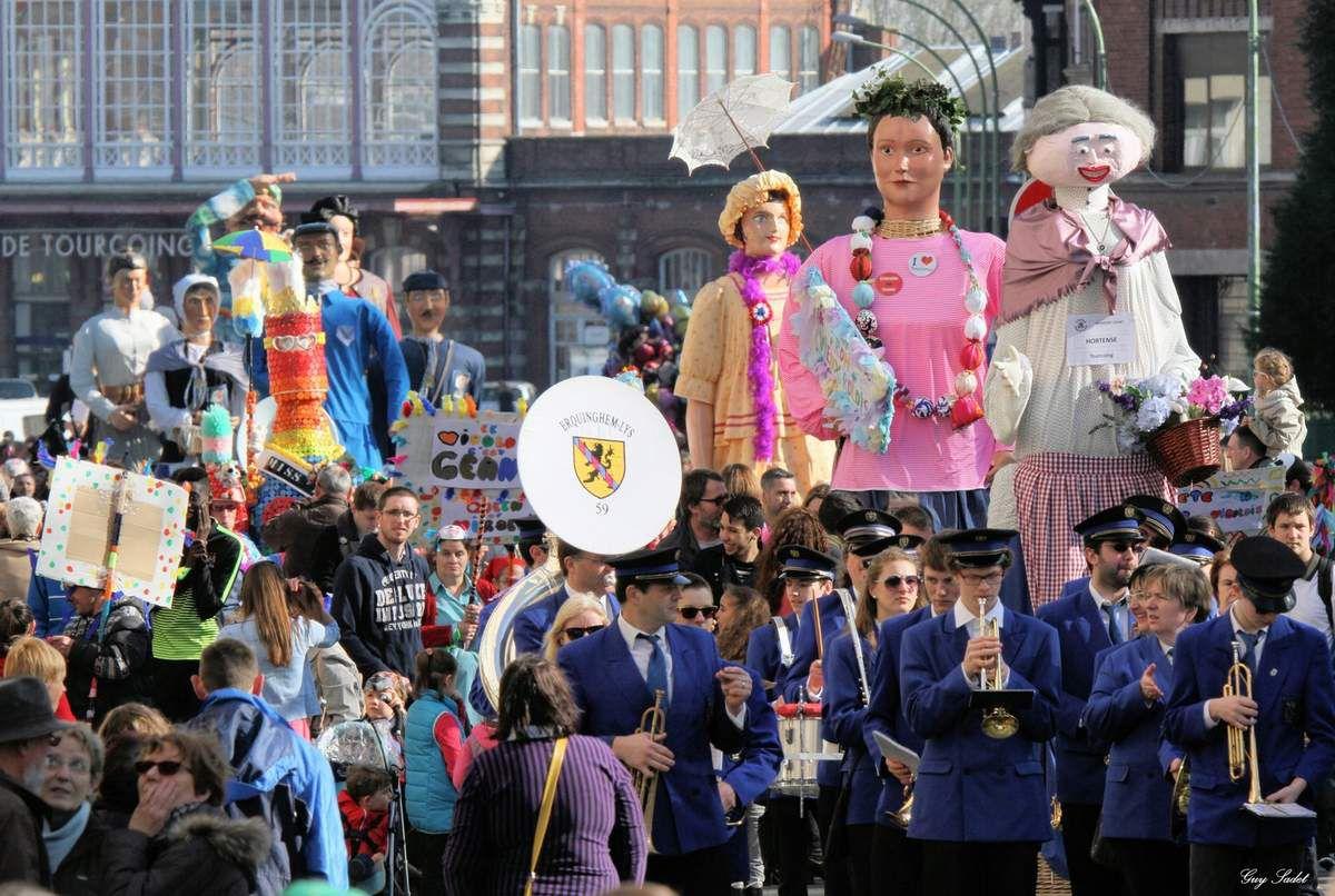 Week-end Géant Tourcoing 2015 : des festivités de taille XXL