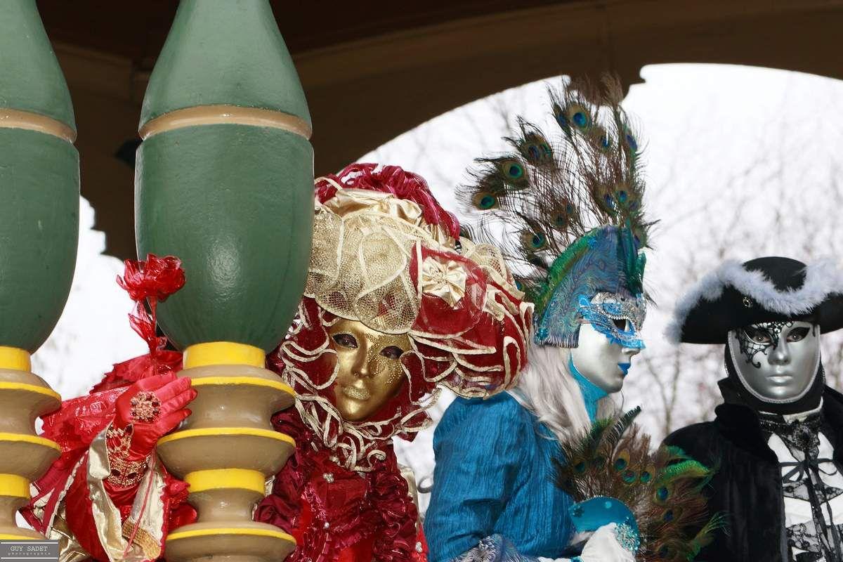 Bruges : Le carnaval vénitien sublime « la Venise du Nord »