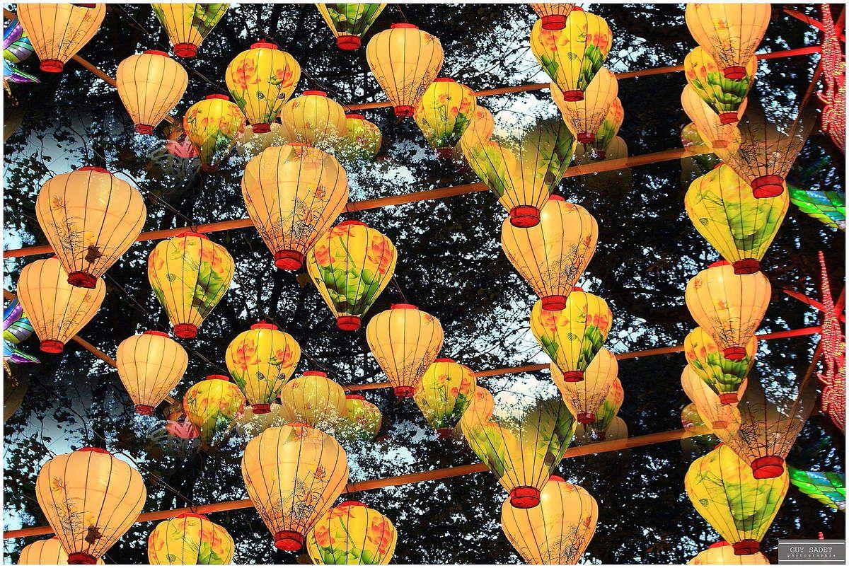 CALAIS : Un étonnant festival de lanternes chinoises invite au voyage