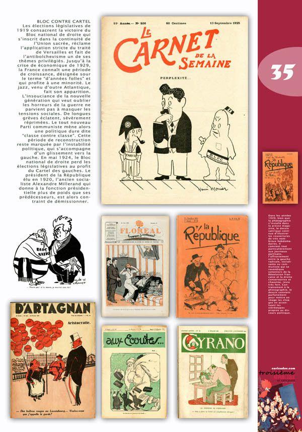3e République et caricature (1870-1940) : exposition itinérante à imprimer