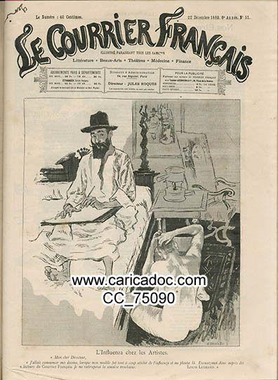 Le Courrier français
