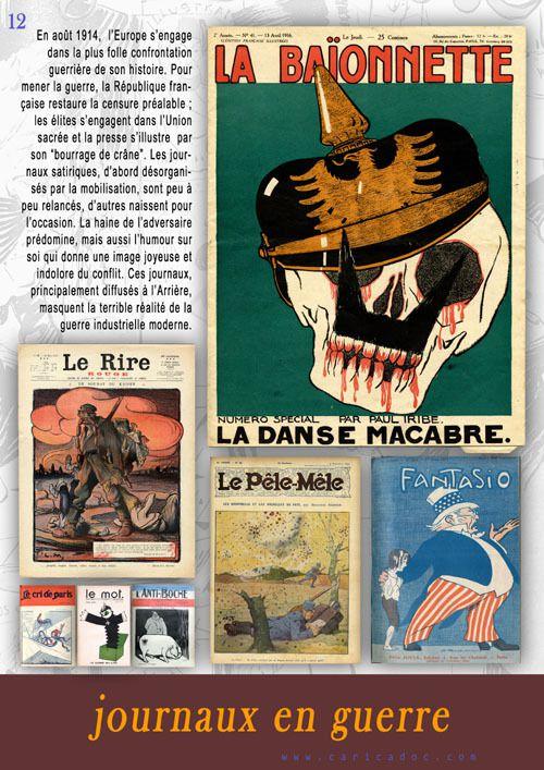 """""""La presse satirique, de Daumier à Charlie"""", exposition à imprimer"""