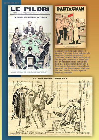 « Depuis 1848, le président de la République face à la caricature » : expo à louer