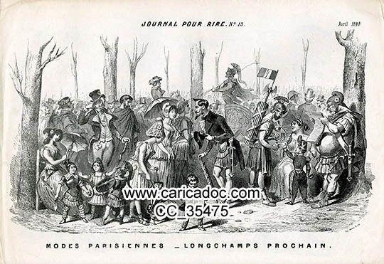 Marianne avant années 1830, 1840, 1850 et 1860