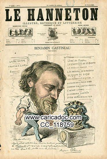 Benjamin Gastineau Benjamin