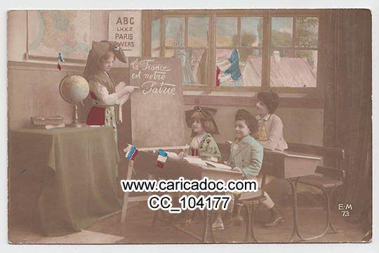 Ecole Enseignement Education Ecole - Schule Erziehungswesen - School Education