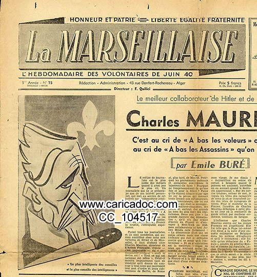 Charles Maurras Charles