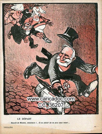 Italie, Italia - Italy (dessins satiriques, satirical drawings, satirisch, cartoons)