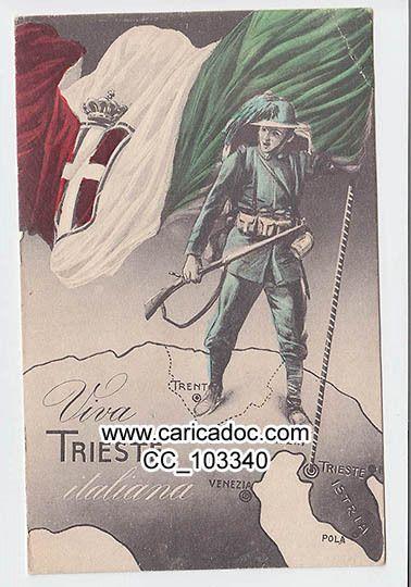 Italie, Italia - Italy (dessins non satiriques, non satirical, nicht satirisch)
