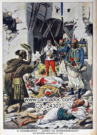 Soldats indigènes natives soldiers SAUF grande guerre without WWI