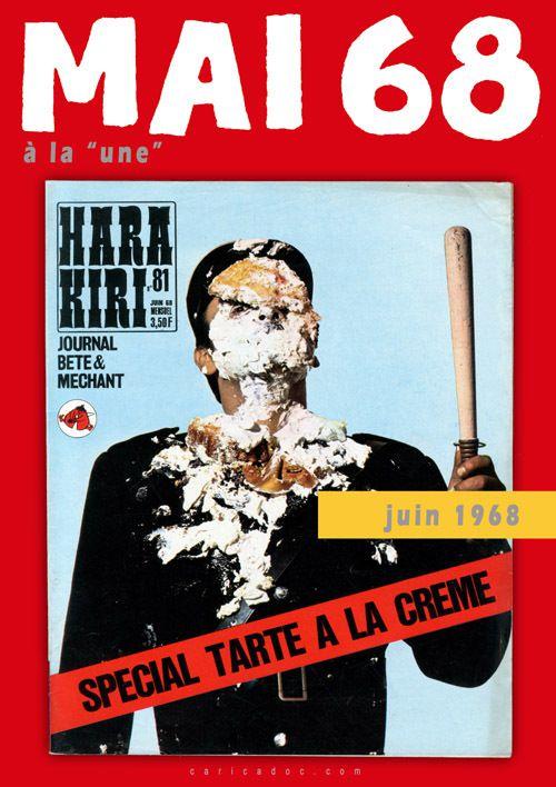 MAI 68 A LA UNE, exposition itinérante à louer / à imprimer