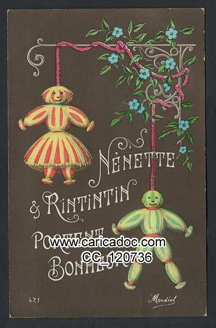 Nénette et Rintintin