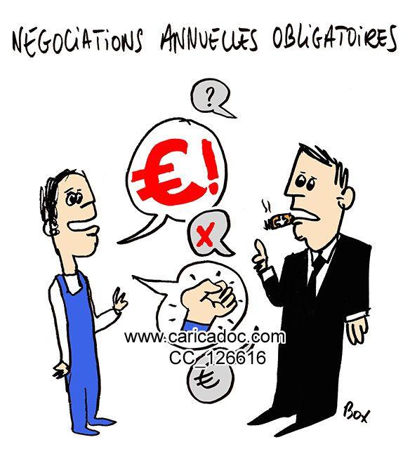 Négociation annuelle obligatoire Négociations annuelles obligatoires