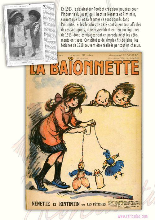 1918, Nénette et Rintintin, une exposition itinérante à louer / à imprimer
