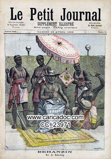 Dahomey Bénin Dakar