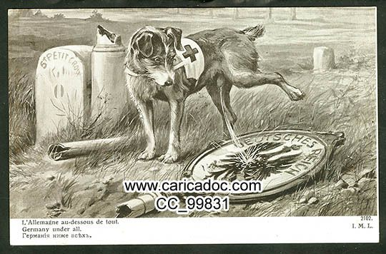 Race canine, chiens - Hunde dogs