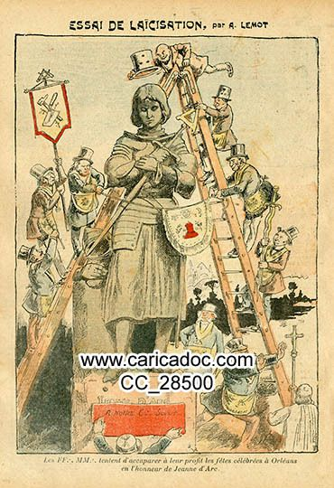 Jeanne d'Arc - Joan of Arc