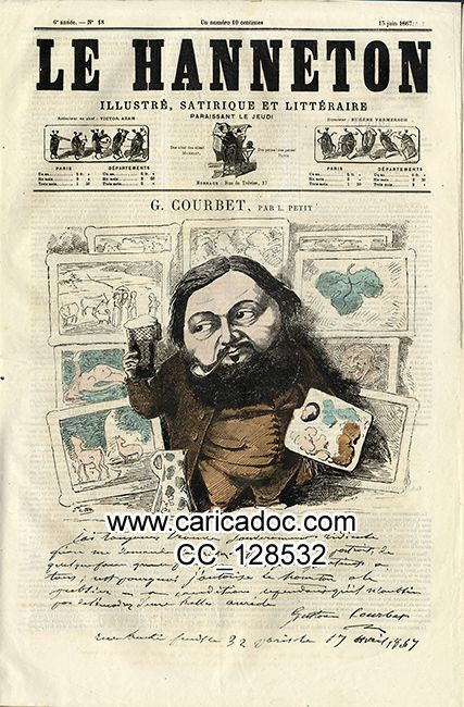 Gustave Courbet Gustave