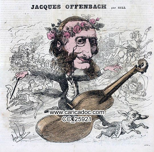Offenbach Jacques Offenbach