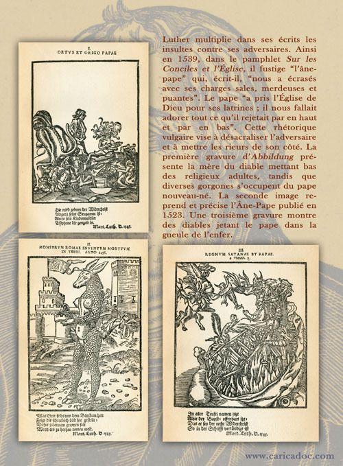 Luther, la Réforme et le pouvoir des images : une exposition itinérante à louer