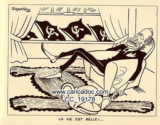 Front populaire - Frente popular - Volksfront - Popular Front - 1934 1935 1936