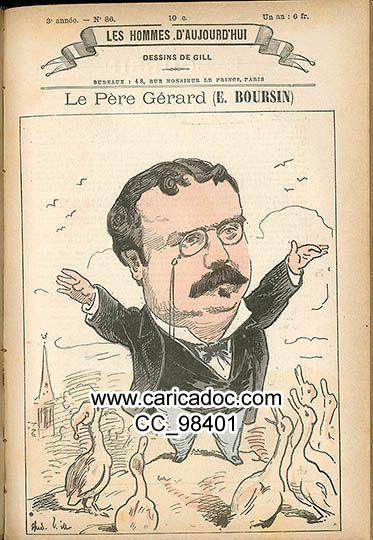 Père Gérad E. Boursin