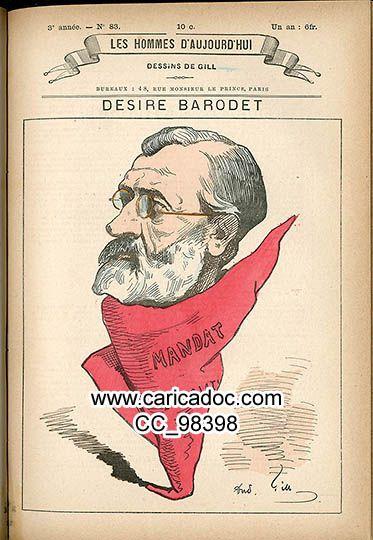 Barodet Désiré Barodet