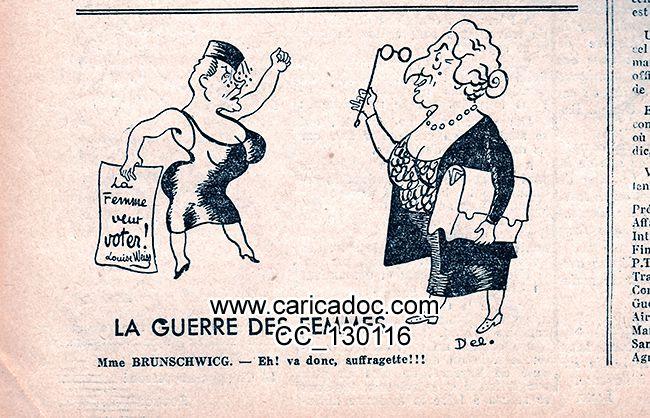 Cécile BRUNSCHVICG Cécile