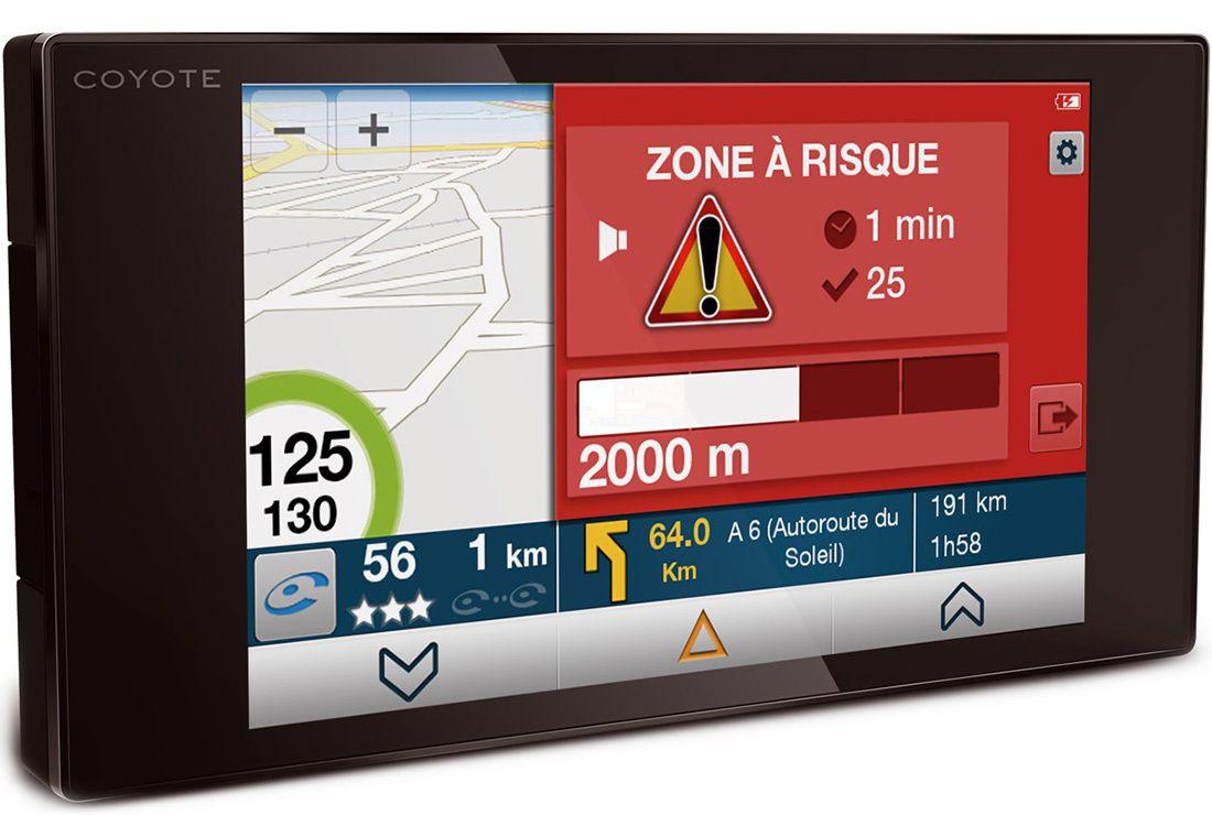 l'interdiction de l'avertissement des contrôles routiers est en route !