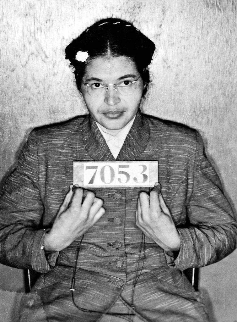 Rosa PARKS...Un certain premier décembre (1955)